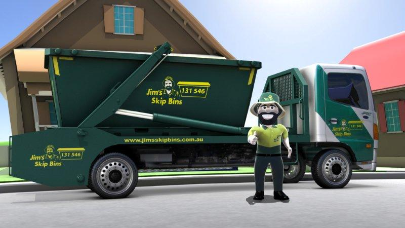Fantastic opportunity to buy an established Jim's Skip Bins franchise