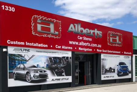 Rare Opportunity to Buy Alberts Car Stereo Master Franchise With 4 Stores(Perth)