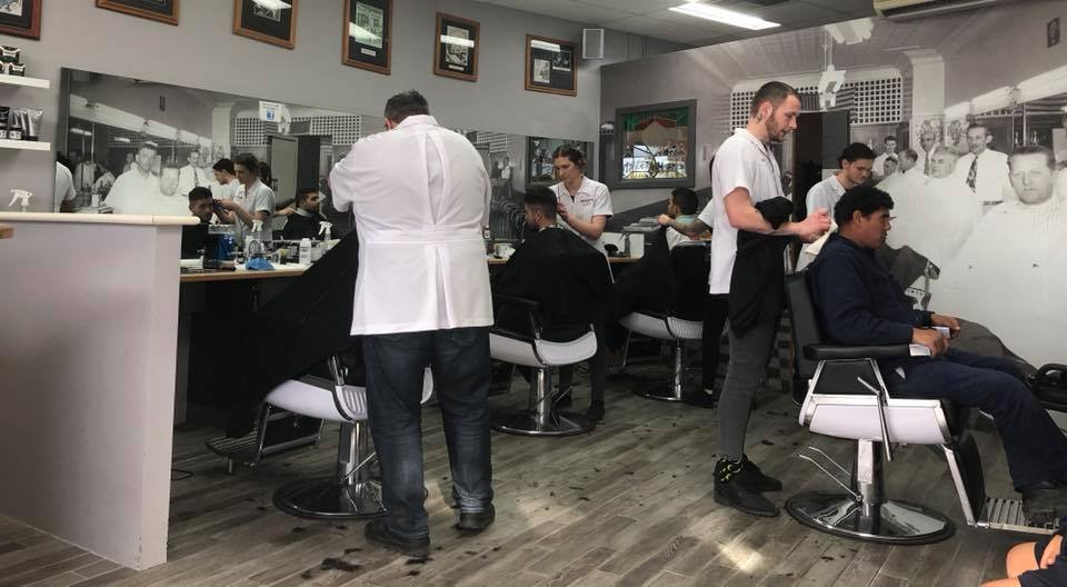 Trendy and iconic barber's shop with 18 year proven track record