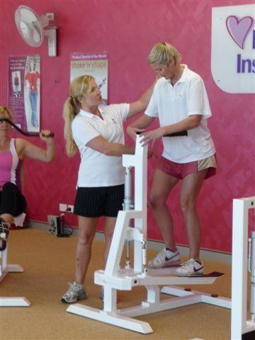 Gym for women 35-65, weight, health, wellbeing & fitness - Healthy Inspirations