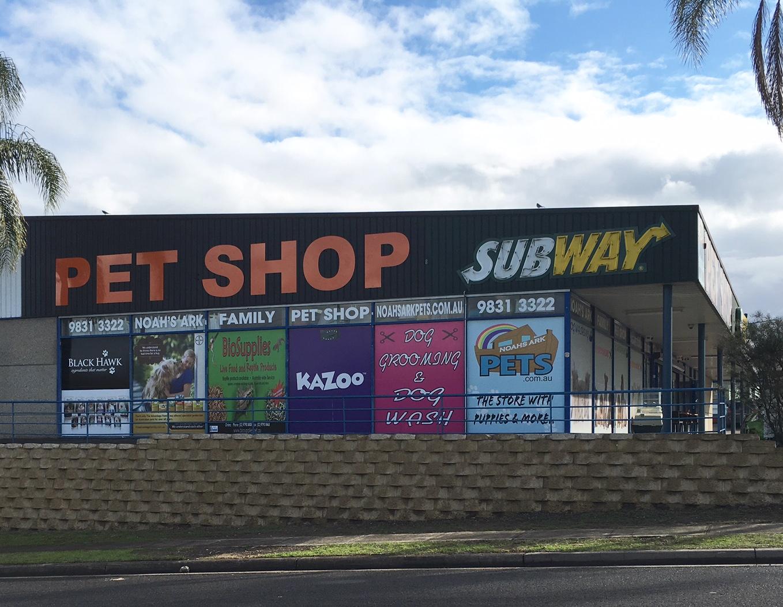 Pet Shop - Western Sydney