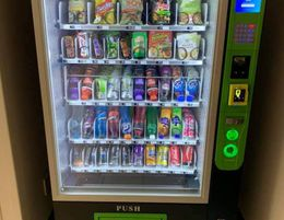 Sited Vending Machines for sale