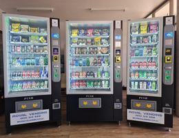 Premium Vending Machine Business For Sale Perth with Income Guarantee