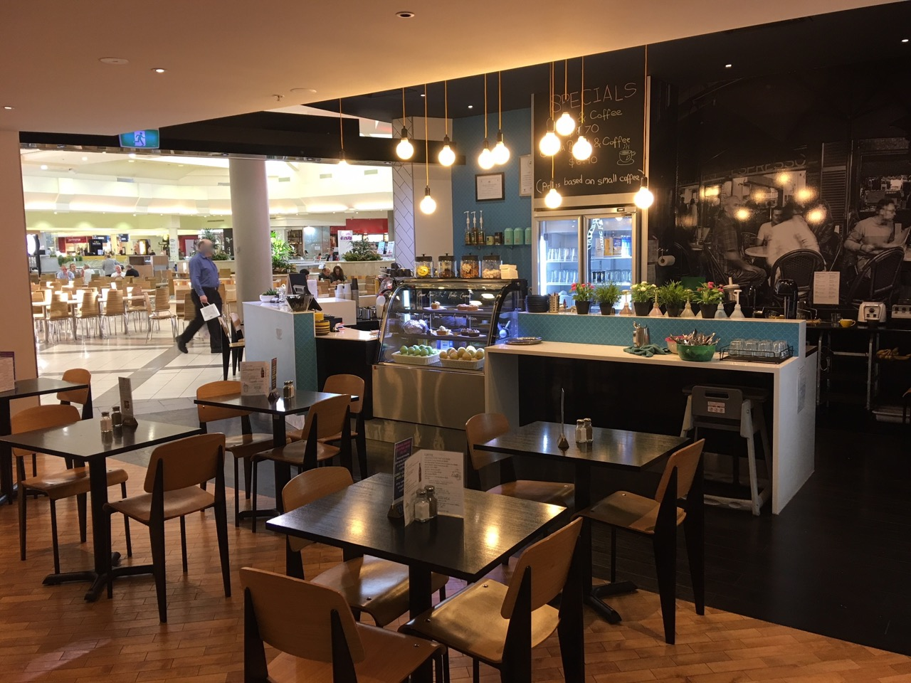 Under Offer -Cafe Takeaway Restaurant Business For Sale-Shopping Centre Location