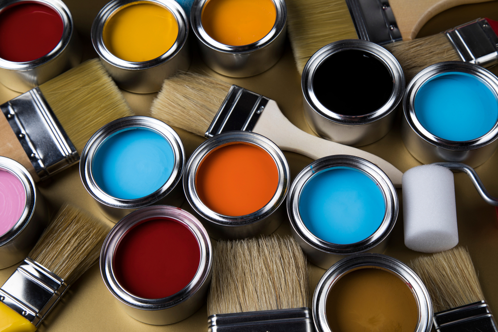 Franchise Paint Retail Service Business For Sale - $300,000 inclusive of Stock