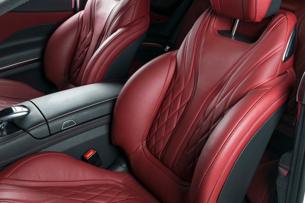 Automotive Leather Upholstery Business For Sale