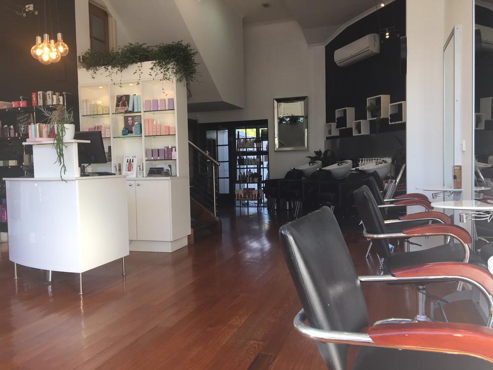Award Winning Hair Salon Business for Sale
