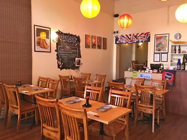 Licensed Glenferrie Rd Hawthorn Restaurant Business For Sale