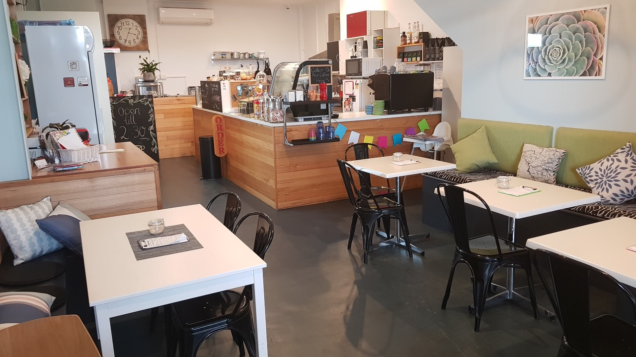 UNDER OFFER - Cafe Business For Sale Parkdale