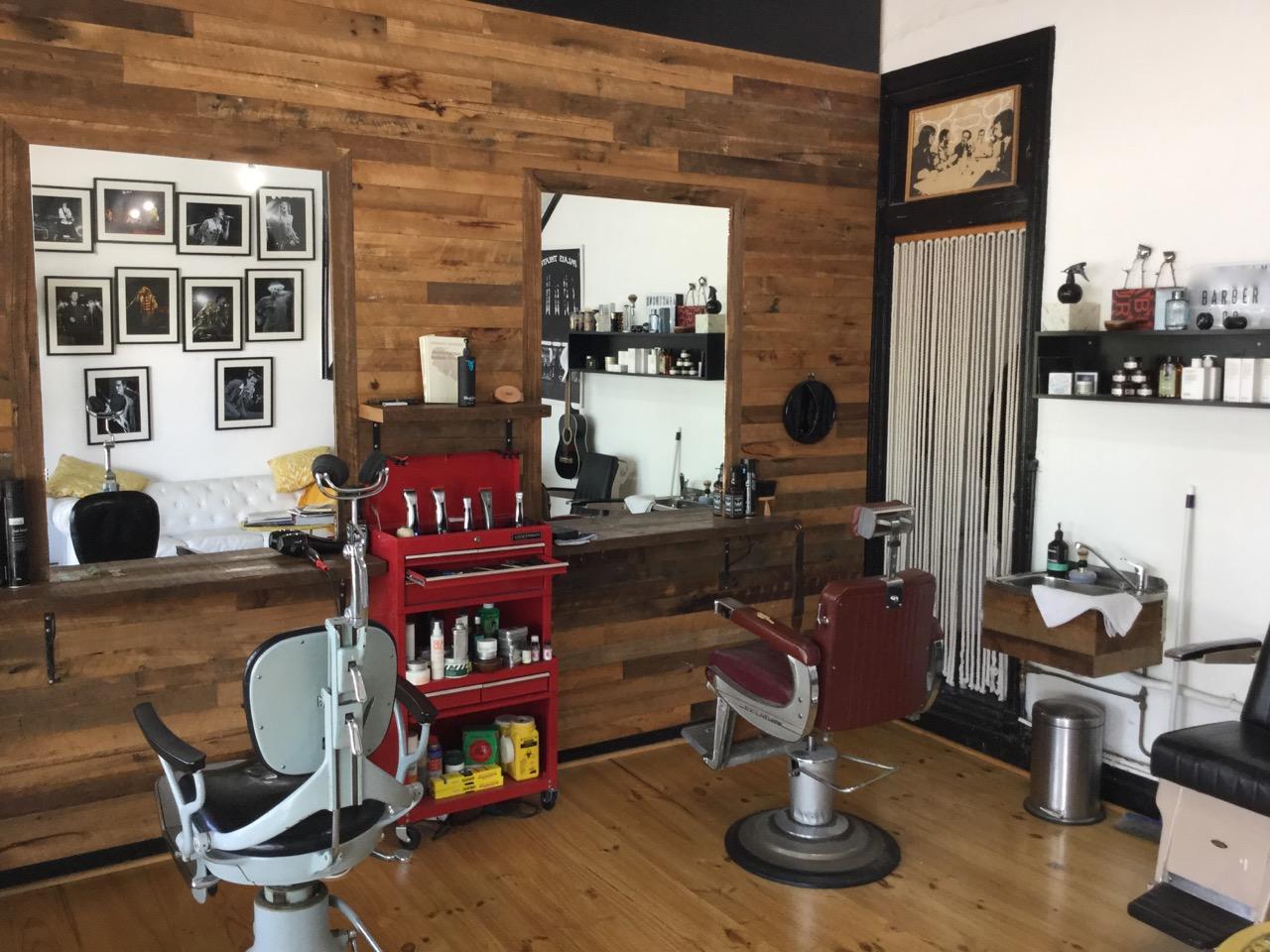 Barber Shop Business for Sale Middle Park