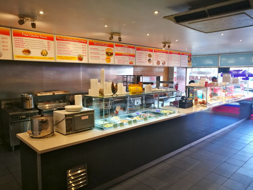 Takeaway Charcoal Chicken Business For Sale Boronia