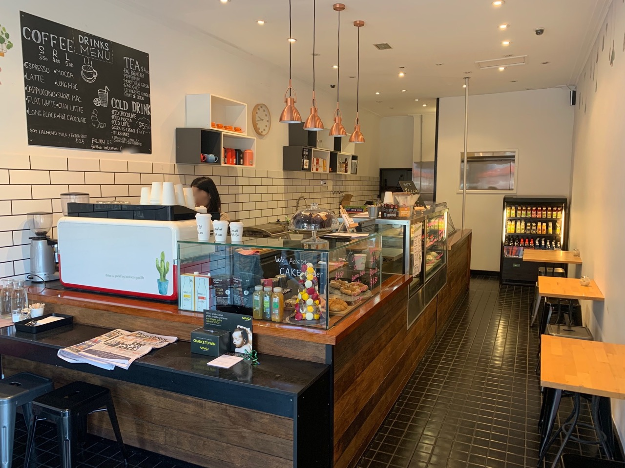 Easy to Run Cafe Business For Sale South Yarra