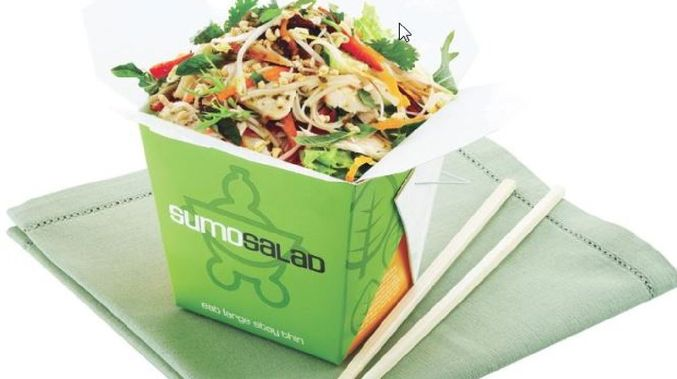 Sumo Salad Franchise Business For Sale CBD Location