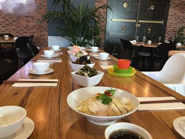 Modern Chinese Restaurant for Sale