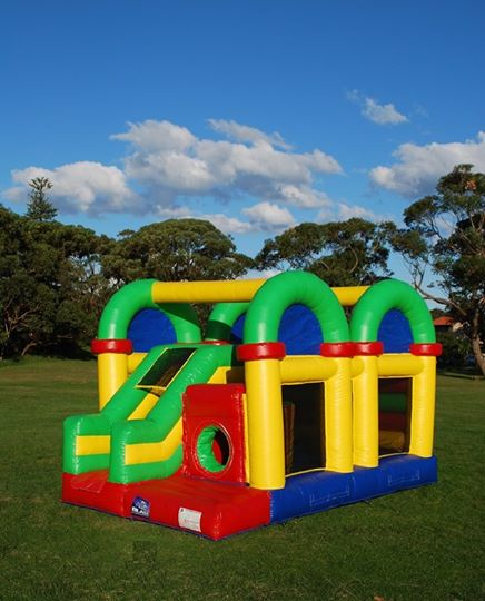 Jumping Castle Hire Business - Great Profits