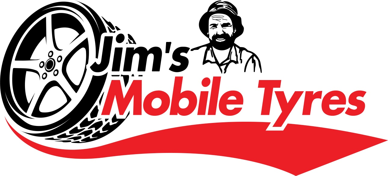 Jim's Mobile Tyres Logo