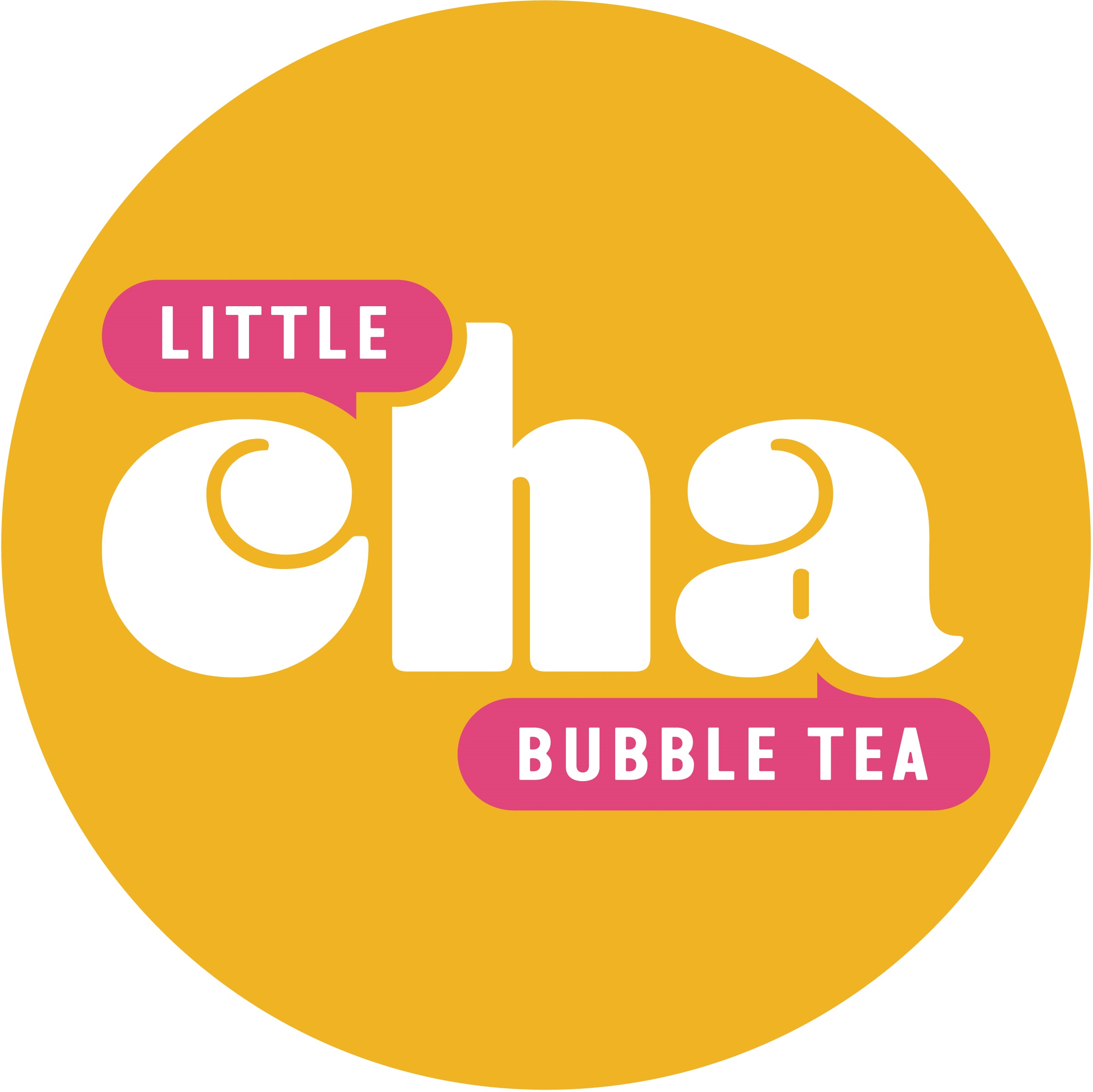 The Little Cha Logo