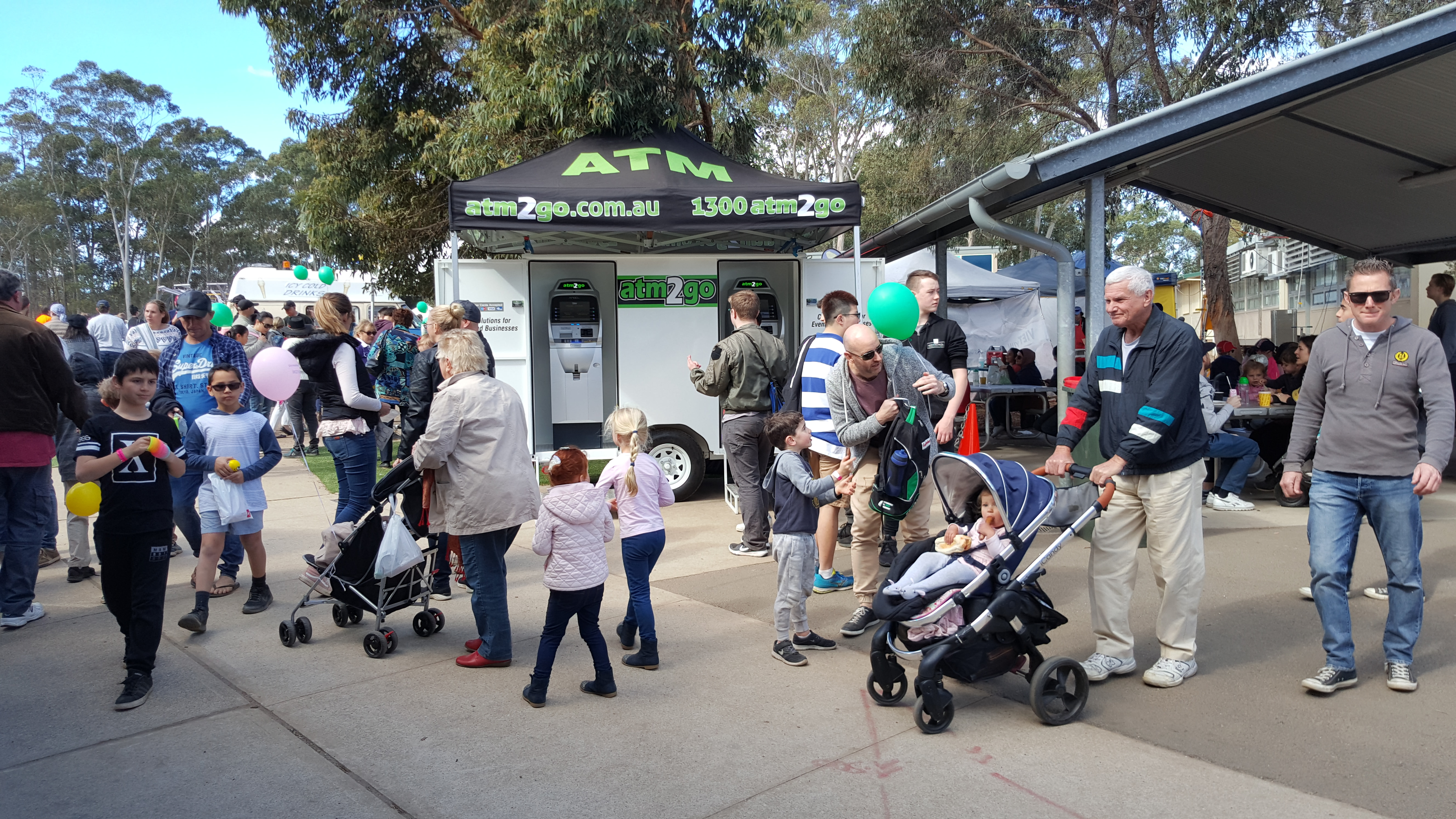 Mobile ATM Franchise opportunity available in Adelaide