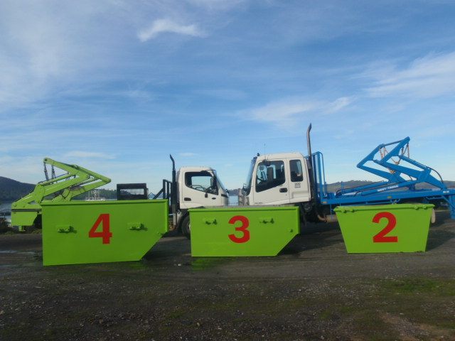 Skip Bin Hire Hobart Ready to Sell!!  Quality Business Established over 20 years