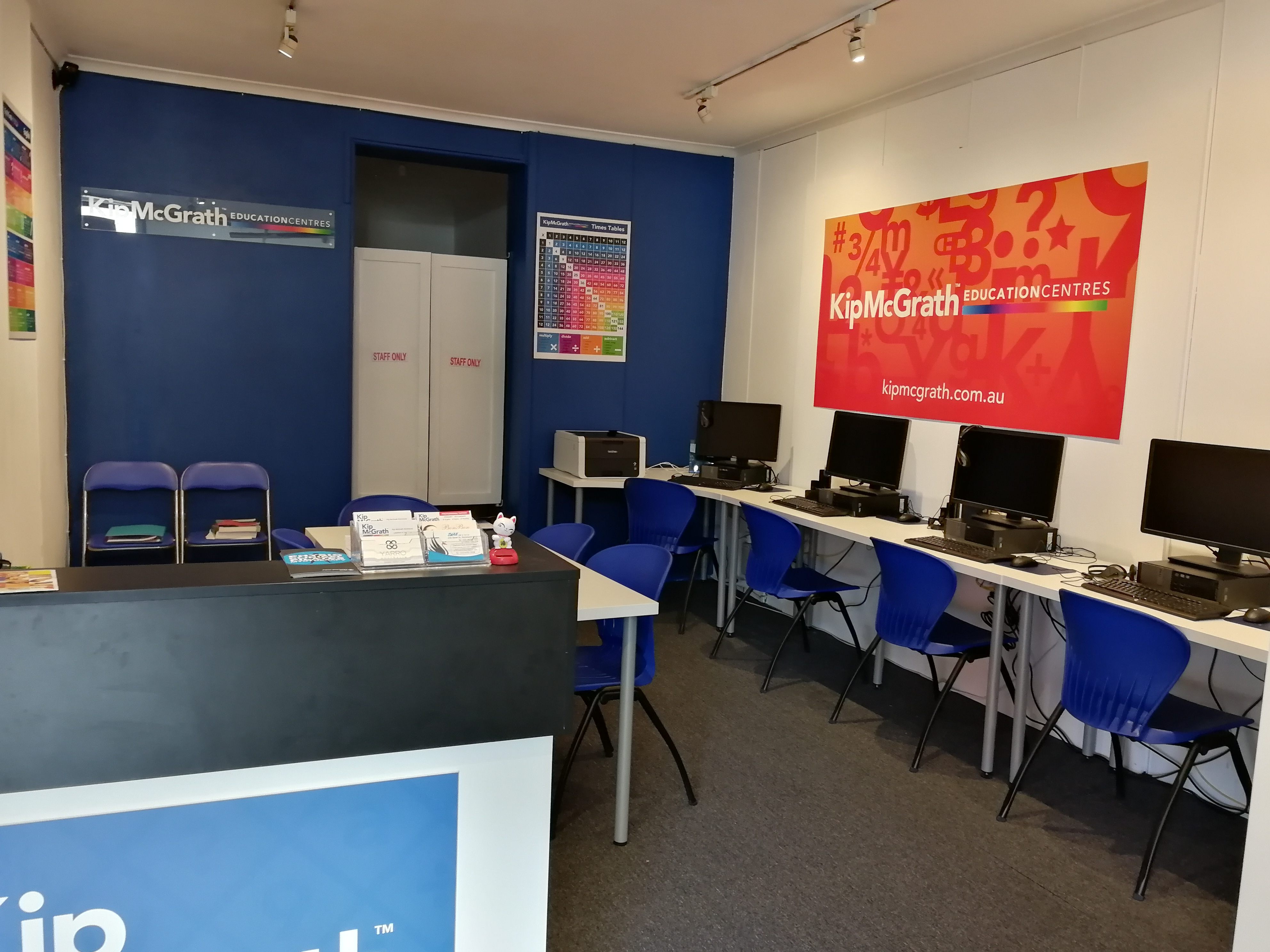 Tutoring Franchise Kip McGrath Education Centre Richmond
