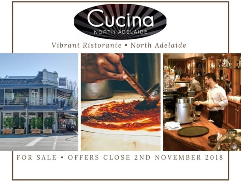 CUCINA NORTH ADELAIDE FOR DEFINATE SALE!! Offers Close Friday 2nd November
