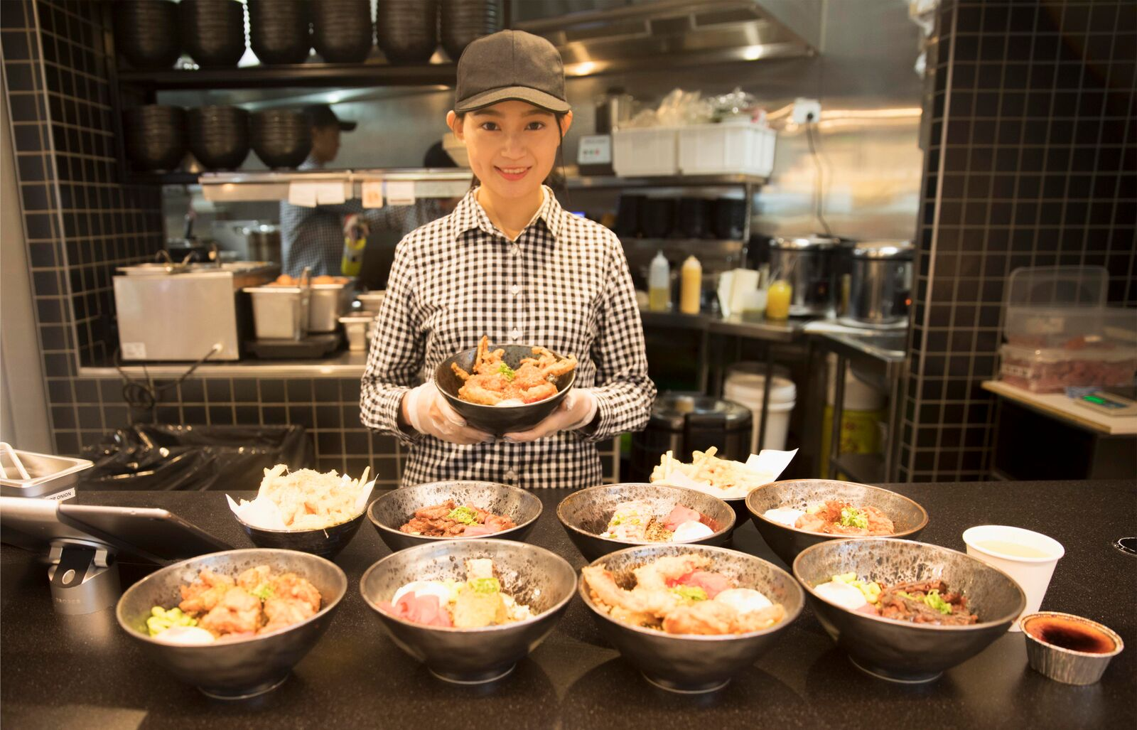 Premium Wagyu Rice Bowls – OMI is a business based on perfection