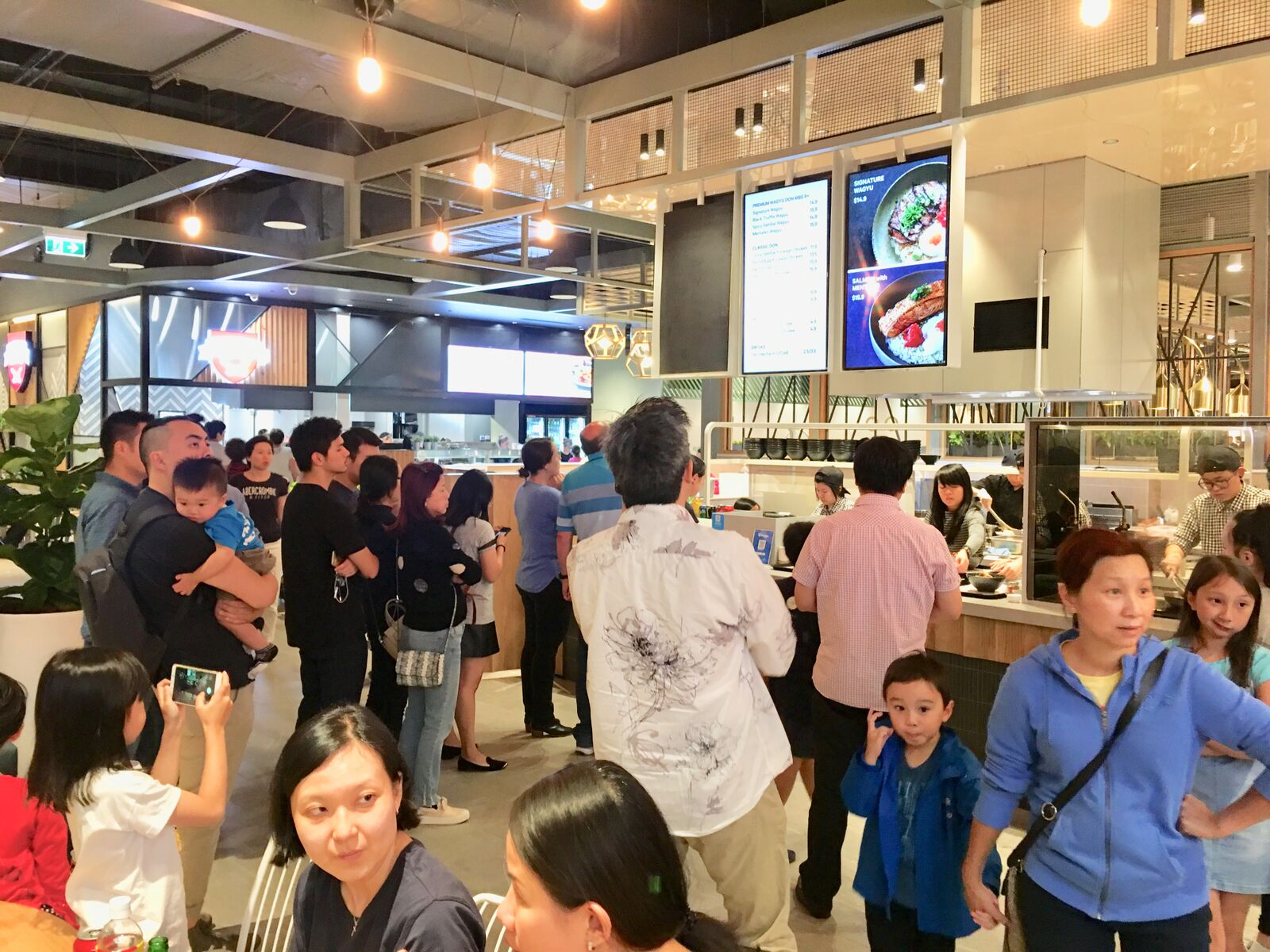 Japanese Iron Chef partners with OMI to bring premium menu to food courts.