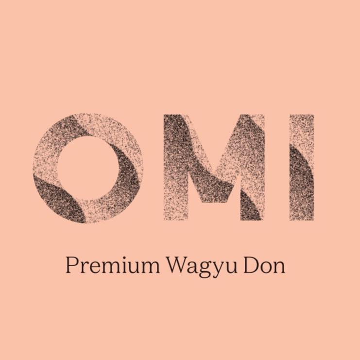 Omi - Premium Wagyu Rice Bowls Logo