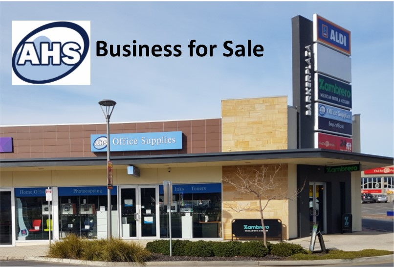 Adelaide Hills Office Supplies Commercial and Retail shop business for sale