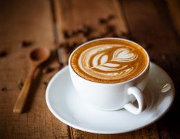 COFFEE NOOK, 5 DAYS ONLY BRISBANE CBD