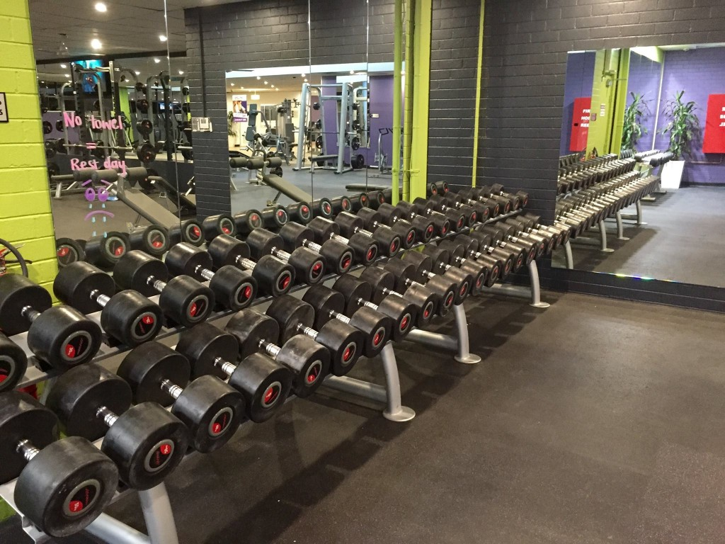 Anytime Fitness - NSW Regional