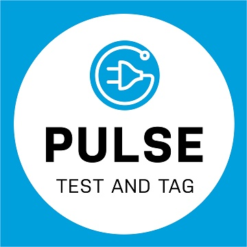 Pulse Test & Tag Logo