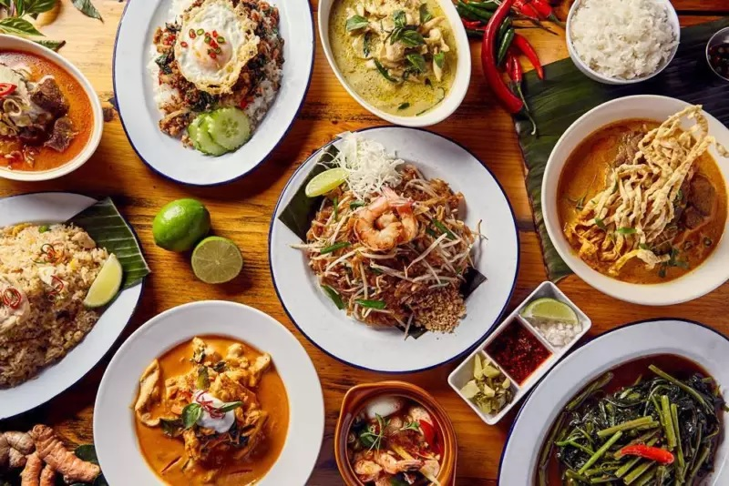 Well known Thai Restaurant for Sale