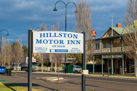 Motel sale NSW - A highly rated country Motor Inn with a significant ROI.