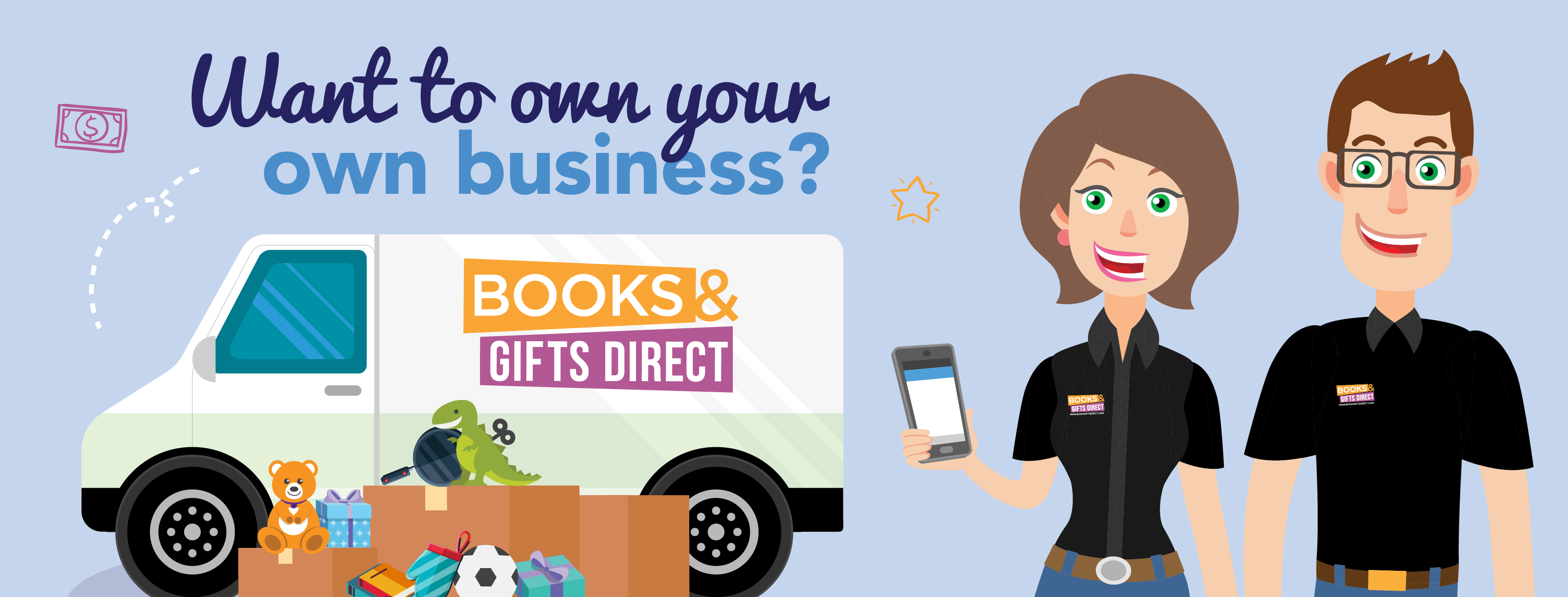 Books & Gifts Direct Franchise For Sale - Cardiff