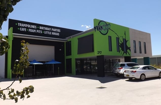 Flip Out Wagga Wagga - Franchise For Sale