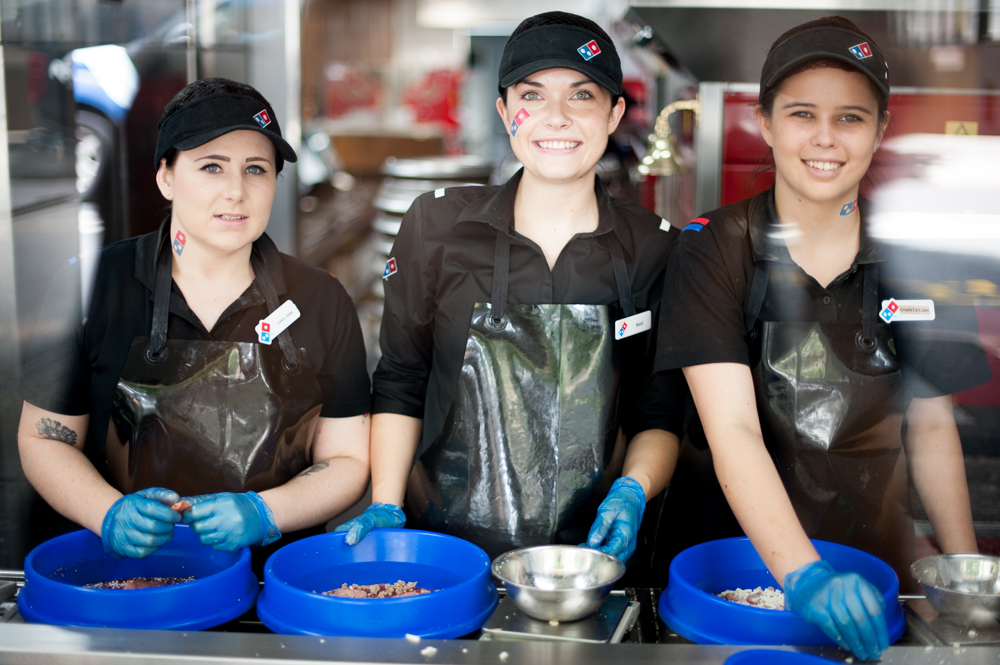 Domino's Pizza - Tumut, NSW - BRAND NEW STORE!