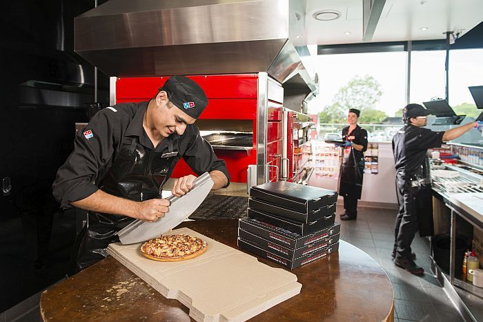 Domino's Pizza - Darwin City, NT- EXISTING STORE OPPORTUNITY!