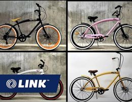Online Custom Bike Business