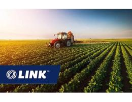 Tractor and Machinery Dealership For Sale