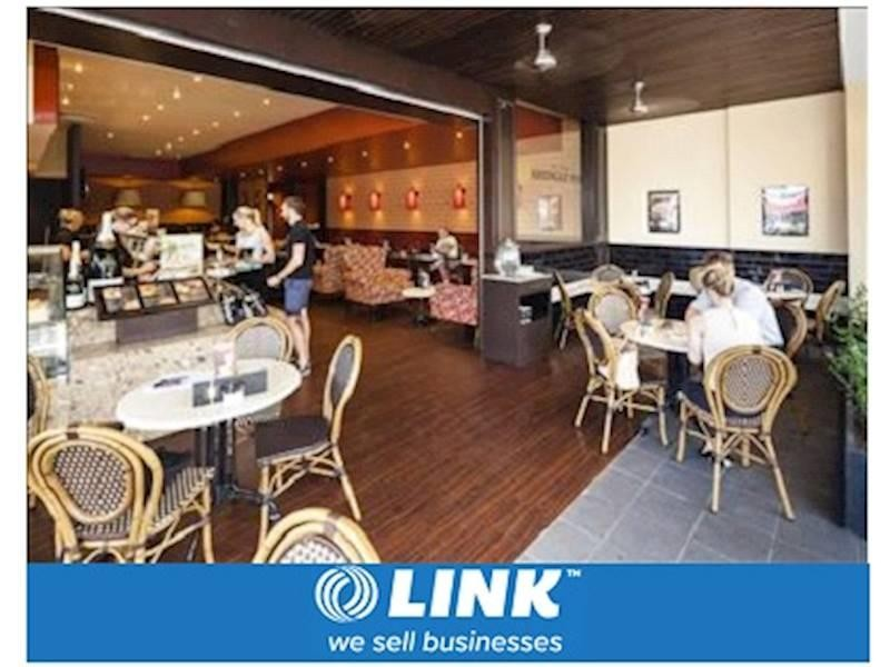 Long Established Cafe in the Leafy Suburb of Bulimba