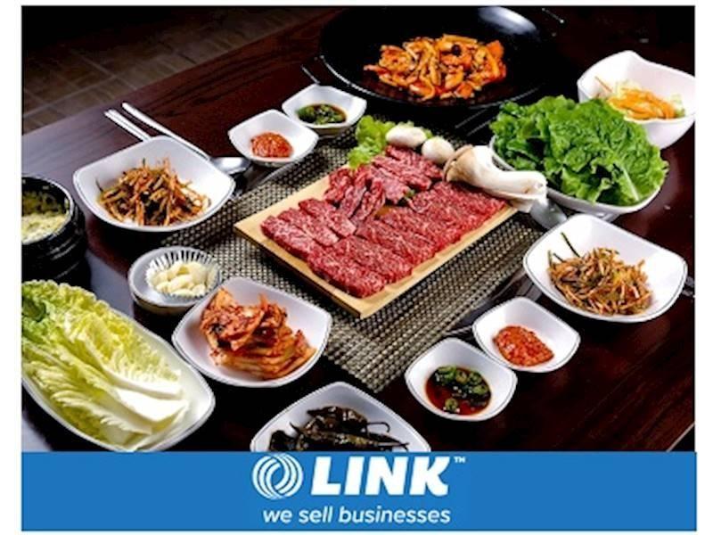 Korean BBQ Restaurant For Sale