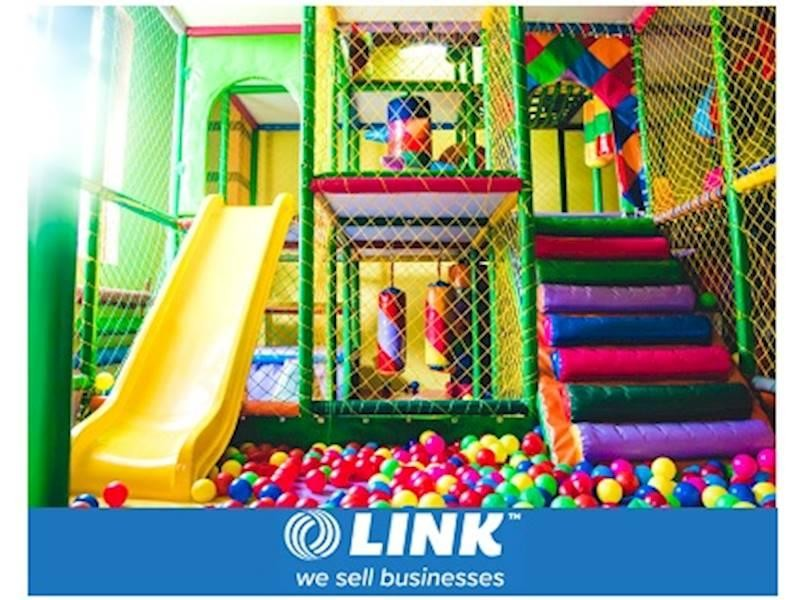 Kids/Children/Child Indoor Playground & Cafe in Brisbane For Sale