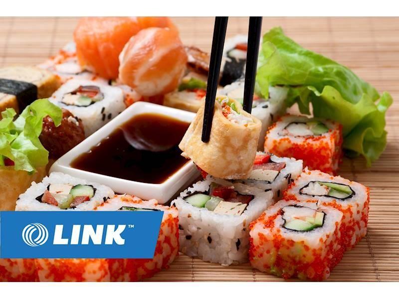 Profitable Sushi Train Japanese Restaurant on Brisbane's Southside