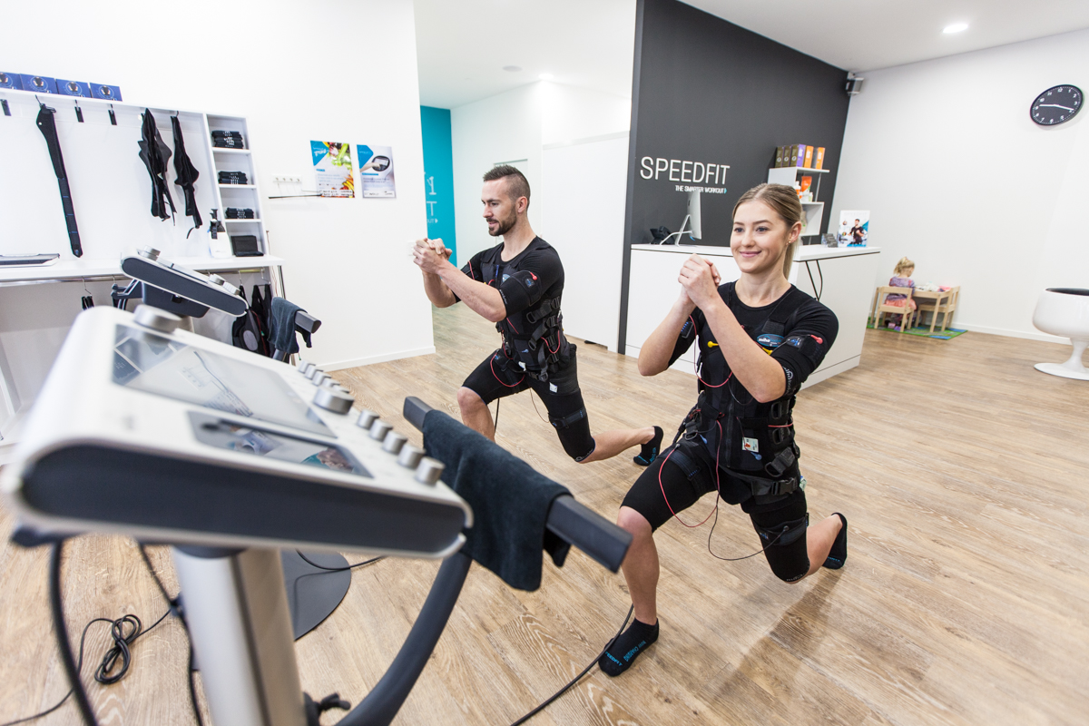 Join The Future of Fitness - SpeedFit Franchises Now Available