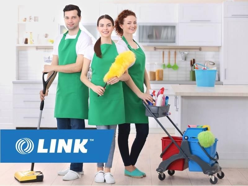 Diverse Cleaning Company with Great Reputation