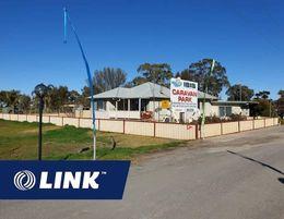 Freehold & Business Caravan Park on 23 Acres