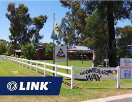 Leasehold Caravan Park For Sale!
