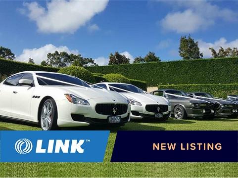 Luxury Car Hire Business for Sale  Sydney Region