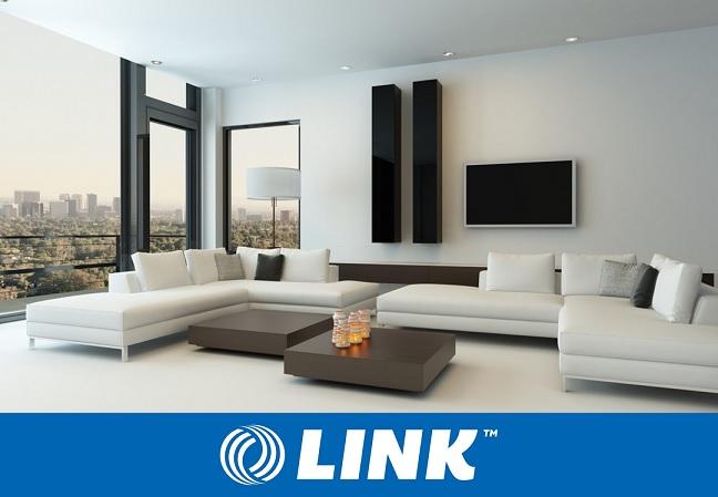 High End Designer Furniture Business For Sale
